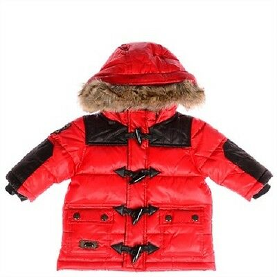 New Baby Size 00-0 (6 Months)  CATIMINI Unisex Puffer Jacket  RRP $160
