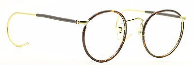 B.O.I.C. (SAVILE ROW) BEAUFORT 14K GF 45mm Eyewear FRAMES RX Optical NOS Glasses