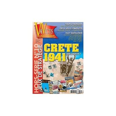 Vae Victis Issue  Hors-Serie 10 Crete 1941  Game Of Strategy