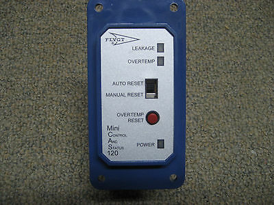 FLYGT 120 MiniCAS 14-407129   Leak Detector used good condition