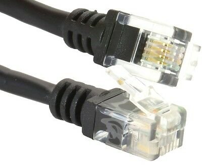 ADSL2+ High Speed Broadband Modem Cable RJ11 Phone Line Lead Wire UK