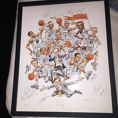 03 Syracuse Signed Poster