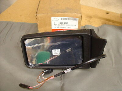 New Jaguar Xj6 Xj12 Xj40 Lh Heated Door Mirror Jaguar Boxed Bdc3839