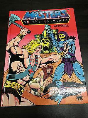 Masters of the Universe  Annual Unclipped