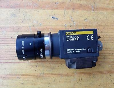 Used OMRON F150-S1A Industrial High Speed Camera Machine Vision Camera