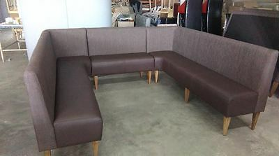 Luxury Bench, Restaurant sofa, vintage furniture, cafe, club, pub, reception