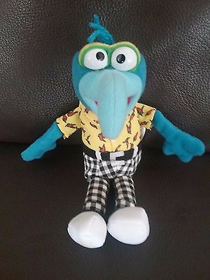 Jim Henson The Muppets Gonzo Beanie Soft Toy