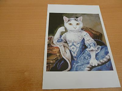 Cpm    Carte Postale  Neuve  Chat / Cat/ Katzen