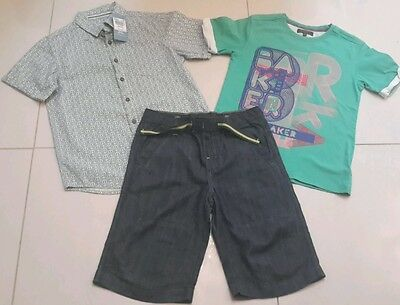 Ted Baker Next Tu Boys Summer Clothes 9/10 Years