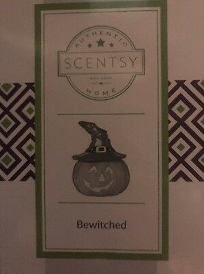 Nib Bewitched Warmer Scentsy