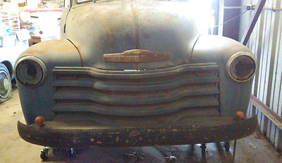 1951 Chevrolet Other Pickups Base 1951 Chevrolet Truck PICKUP  TOTALLY ORIGINAL  EXCELLENT BODY