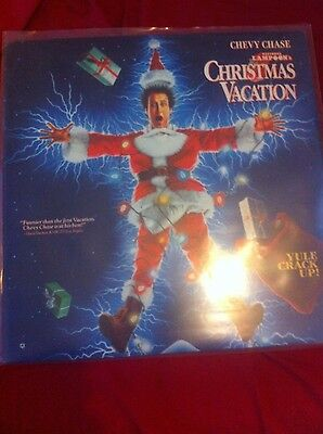 National lampoons christmas vacation Laserdisc