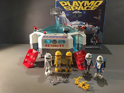 PLAYMOBIL 3536 Space Station in OVP