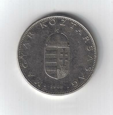 Hungary Coin - 10 Forint - Issued 2005 - Free Postage