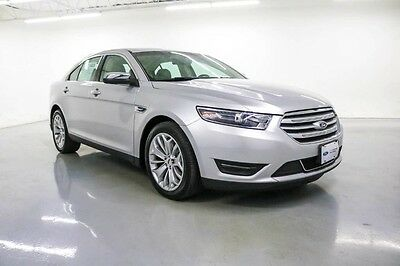 2016 Ford Taurus  2016 Ford Limited