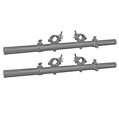 "Global Truss GT-Plasma MT-12 42""-50"" LCD/PLASMA TV Trussing Mount Bar (2-pack)"