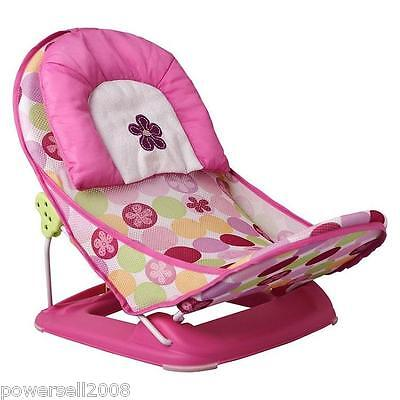 0-6 Months 46.5*34.5*38CM Pink/Blue Skidproof Baby Chair/Bed BabyBather