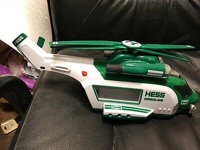 HESS Toys Helicopter 2012-untested