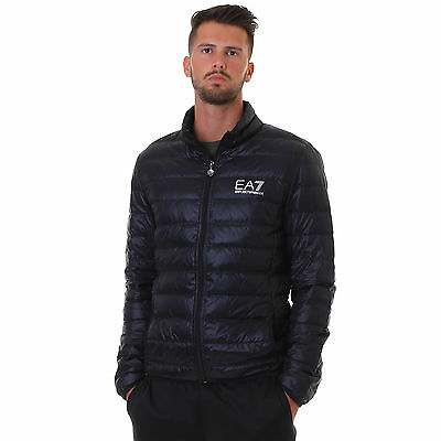 Ns. 247915 Ea7 Train Core Id M Lt Down Jacket Uomo M