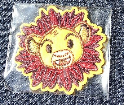 Disney Store 2017 Summer Play Days Rare Lion King Patch...NEW