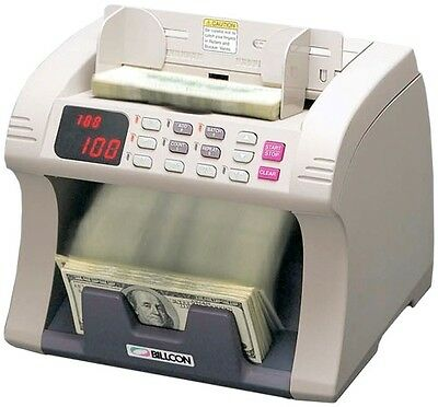 Billcon N-133 Compact Note Counter with Magnetic Sensing & Ultraviolet Detection