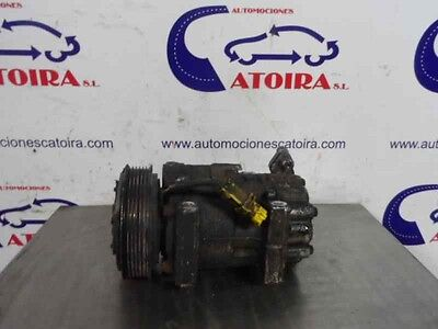 COMPRESOR AIRE ACONDICIONADO PEUGEOT 206 BERLINA Play Station 2 2004. Ref: