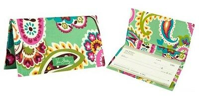 *New with tags*Vera Bradley Checkbook Cover in Tutti Frutti