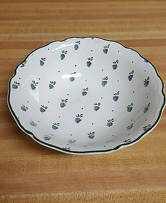 Royal Staffordshire Berry Ironstone By J  & G Meakin England Vegetable Bowl Euc