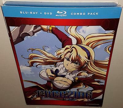 Freezing The Complete Series Brand New Sealed Rare Bluray & R1 Dvd Combo