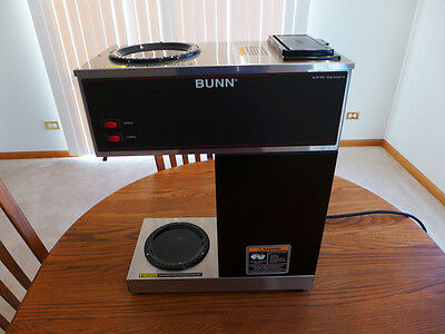 Bunn Commercial 2 burner Pour-over Coffee Brewer