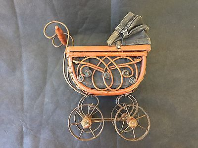 Vintage Decorative Baby Carriage
