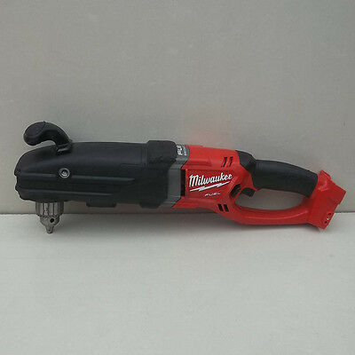 """Used Milwaukee 2709-20 M18V FUEL SUPER HAWG 1/2"""" cordless Right Angle Drill"""