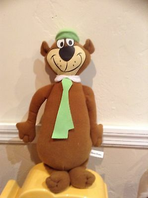"Hanna Barbera Yogi Bear 15"" Plush"