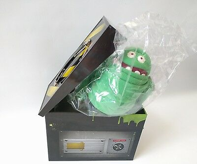 Ghostbusters Ghost Trap Lunch Box & Slimer Plush - Nerd Box Exclusives