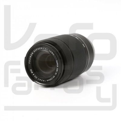 UK Fujifilm XC 50-230mm f/4.5-6.7 OIS II Lens (Black)
