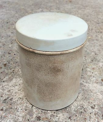 1800's ANTIQUE ORIGINAL CHINESE PORCELAIN POT WITH LID