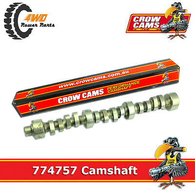 Crow Cams Holden V6 Commodore VN VP VR 3.8L Hot Street Modified Camshaft 774757