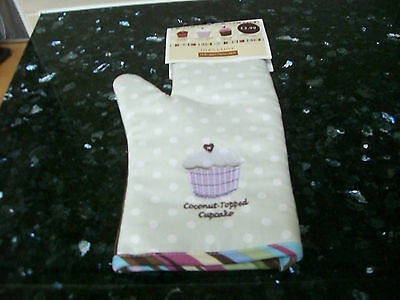 Oven Glove  - Cup Cake Design
