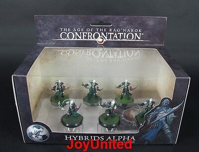 RACKHAM CONFRONTATION Hybirds Alpha Unit Box Miniature Game Figure SCEL02