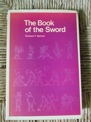 THE BOOK OF THE SWORD by Burton