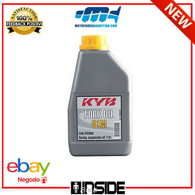 Olio Per Forcelle 01M Kayaba 1 Lt Revisione Sospensioni Moto Kyb01M1