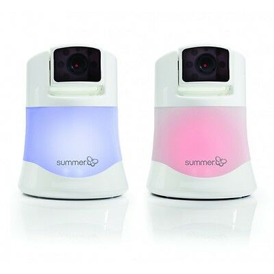 Summer Infant Side By Side Baby Monitor Additional Camera Only - New