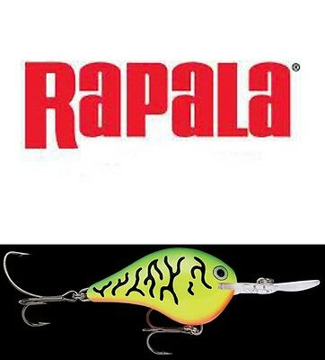 Artificiale Rapala Dives To 4 Dt04  Colore Ft Spinning Crankbait