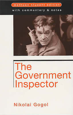 The Government Inspector (Methuen Student Editions),Nikolai Vasilievich Gogol,Ne