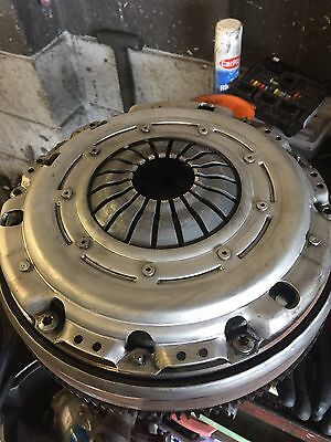 PEUGEOT 407 307 C4 C5 2.0 hdi Code RHR dual mass flywheel AND Clutch Kit