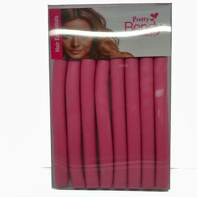 Pretty Bendy Hair Roller Create Curls & Waves Twistee Curlers 2 sizes