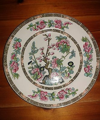Maddock salad plate Indian tree pattern