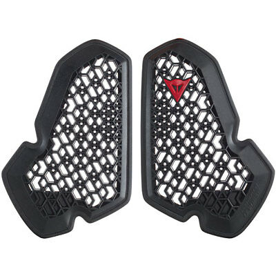 Dainese Pro-Armour Chest Motorcycle Motorbike Jacket Armour Insert - Black
