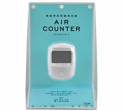 Air Counter Radiation Meter Gamma Measuring Device Import From Japan