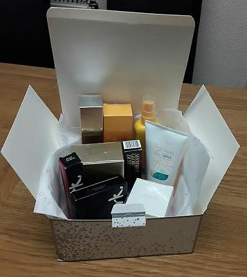 BNIGB 9 piece mixed box of Avon cosmetic/ beauty gift boxed products
